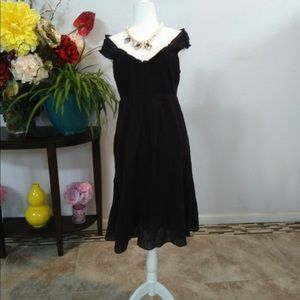 Maeve midi dress size 6
